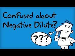 Negative Dilute Drug Test Result