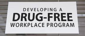 Do you have a drug free workplace written policy