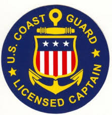 Captains License or Merchant Mariner Documents