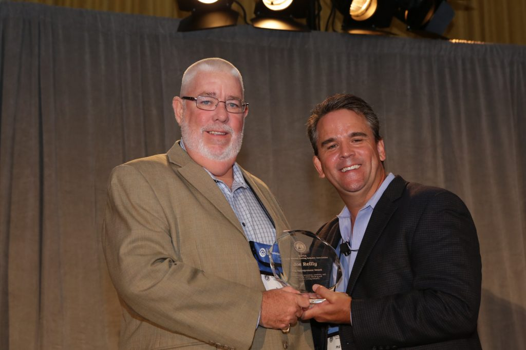 Reilly Awarded Top Entrepreneur