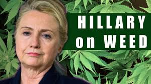 In Favor of Legalized Marijuana – Vote for Hillary