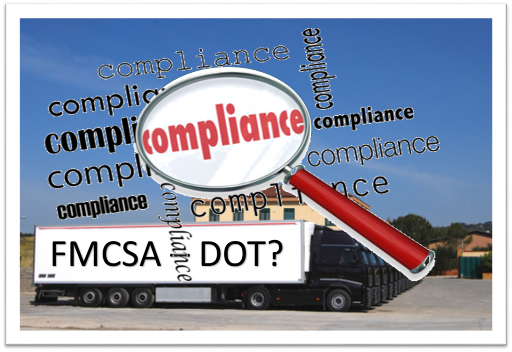 Here Are 2 Questions That Are Very Important For DOT Regulated Companies