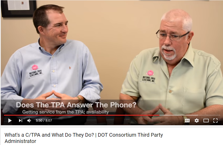 Video Blog: What is a C/TPA and What Do They Do?
