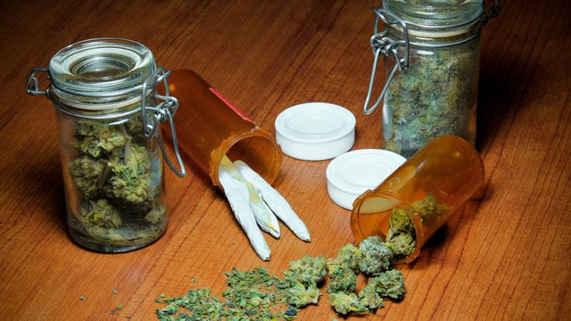 Marijuana - State vs Federal