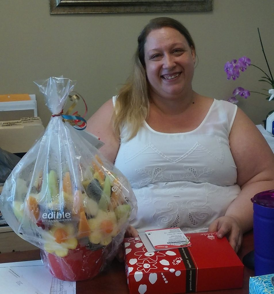 Customer Expresses Appreciation for NDS Team Member Christina Chesbro