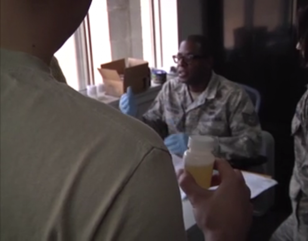 Video Blog: Expanded Drug Testing for Military Applicants