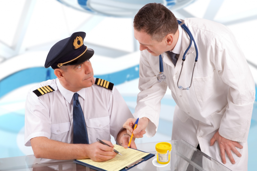 Airline Drug Use Becoming a Problem?