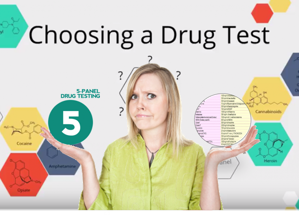 Video Blog: What is the Right Drug Test For Your Company?