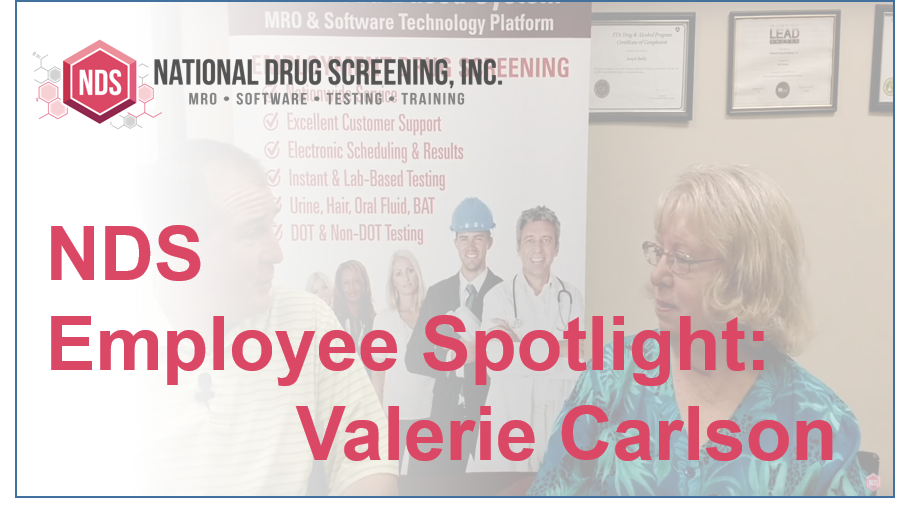 Video Employee Spotlight: Valerie Carlson