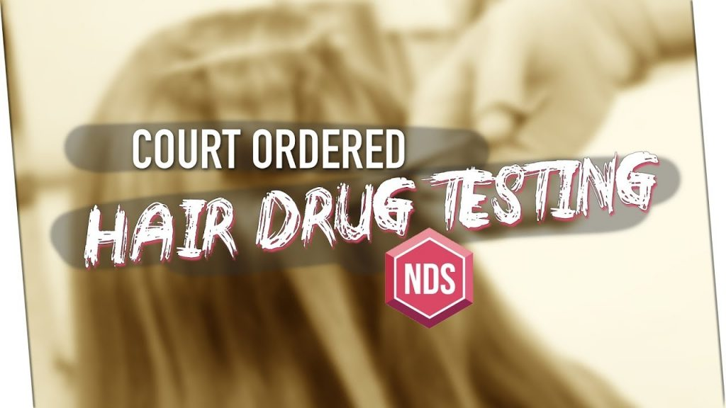 VIdeo Blog: Court-Ordered Hair Follicle Drug Testing Optoins