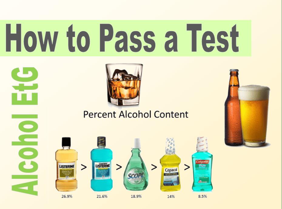 How to Pass an EtG Test