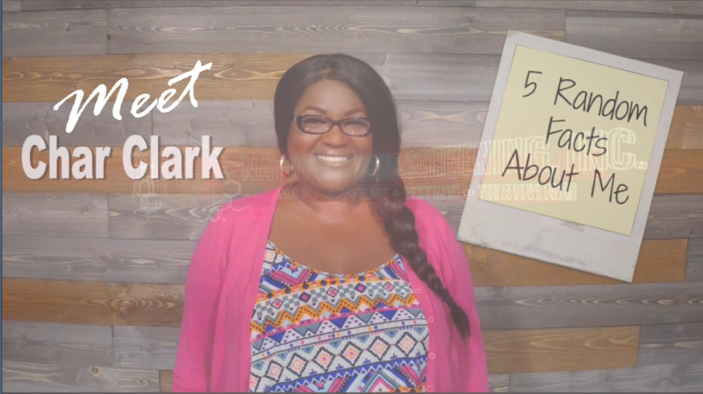 Video Blog: Meet Char Clark