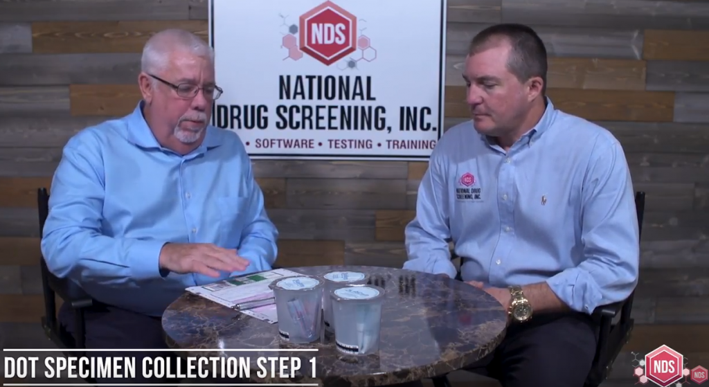 Video Blog: How to Start a DOT Specimen Collection