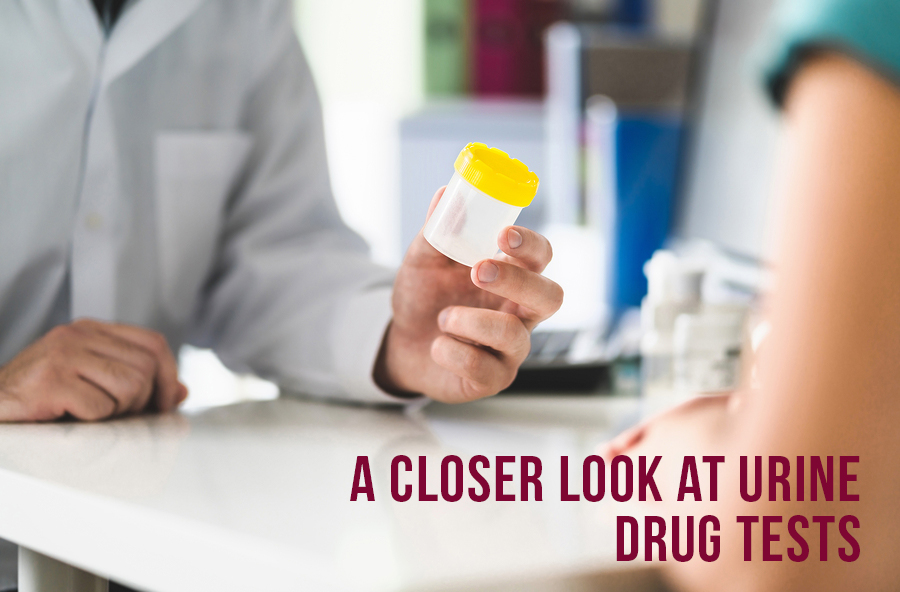A Closer Look At Urine Drug Tests