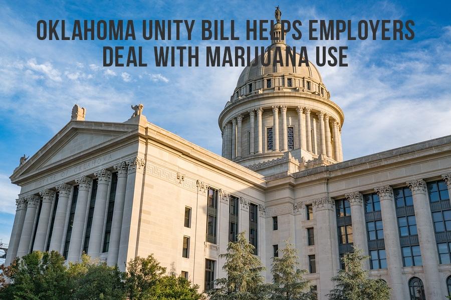 Oklahoma Unity Bill Helps Employers Deal With Marijuana Use