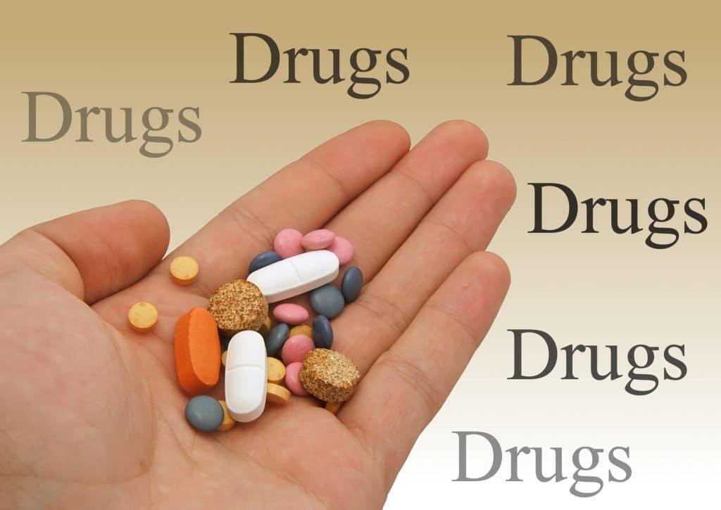 Image of Drugs for Drug Test Panels