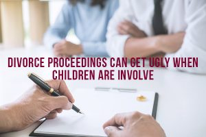 Divorce Proceedings May Involve Child Custody Drug Testing