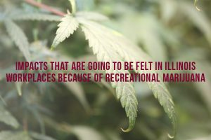 Impacts That Are Going To Be Felt In Illinois Workplaces Because Of Recreational Marijuana