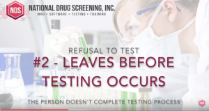 DOT Refusals to Test Just Got More Difficult for Employers