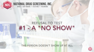 What Should You Do If Someone Refuses A Drug Test?