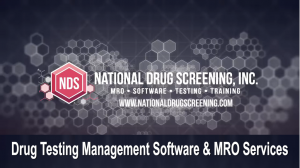 Video Blog: Are You Effectively Managing Your Drug Testing Program?