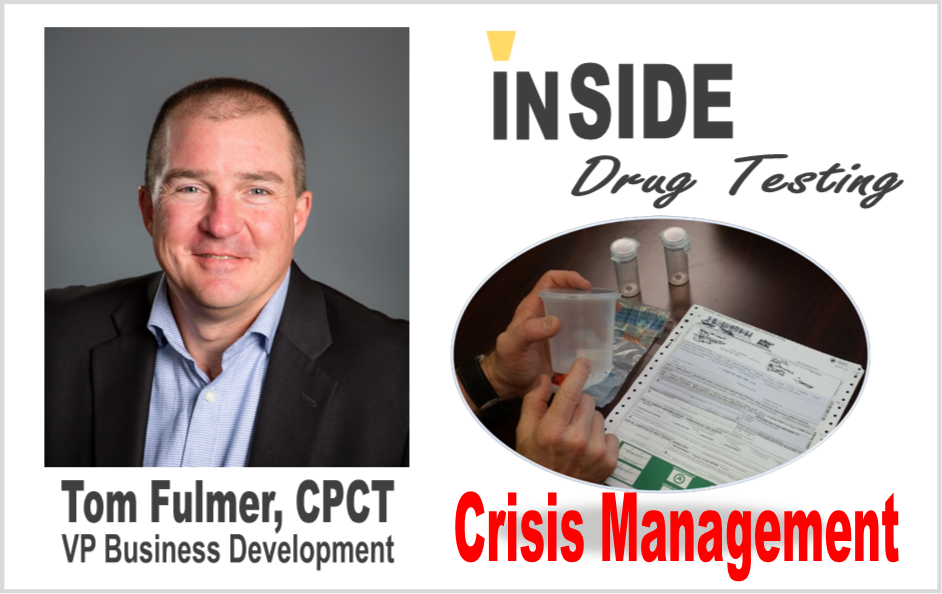 Inside Drug Testing March 2020 - Crisis Preparatio