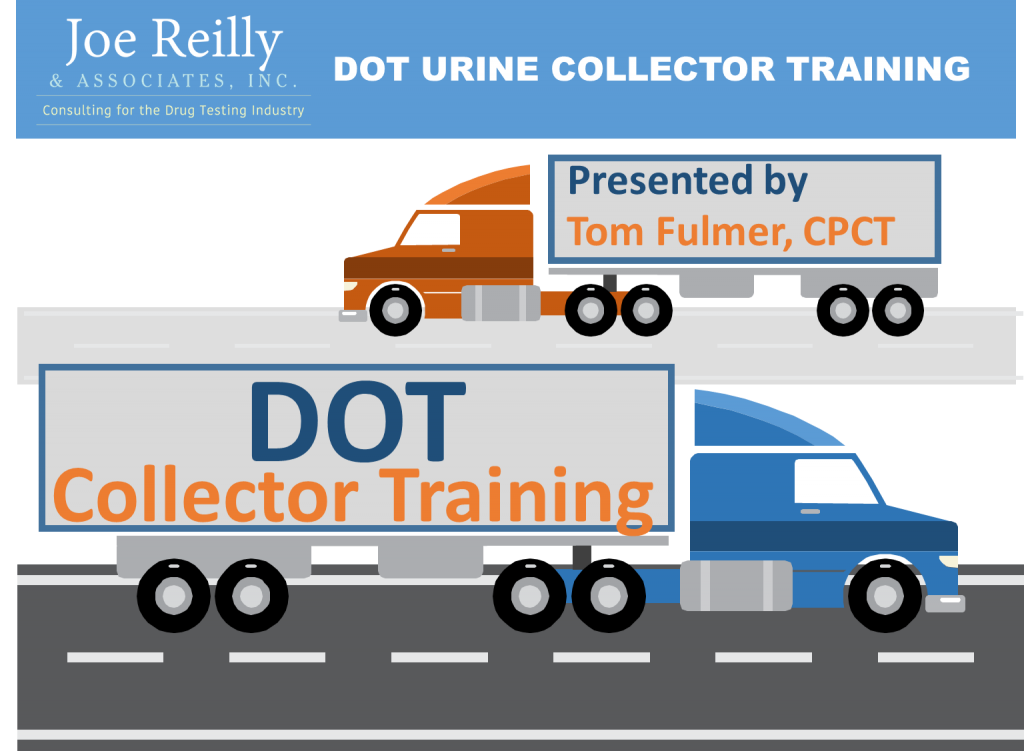 DOT Collector Training Live Webinar Training Dates