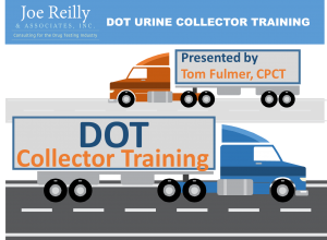 DOT Collector Training Live Webinar Training Dates