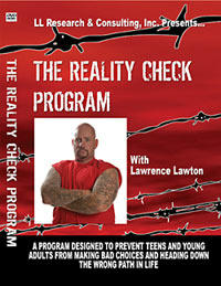 Order today the Reality Check Program DVD