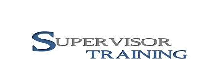 SUPERVISOR REASONABLE SUSPICION TRAINING & EMPLOYEE EDUCATION