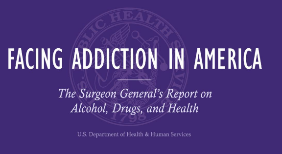 Landmark Report on Alcohol, Drugs, and Health by the Surgeon General