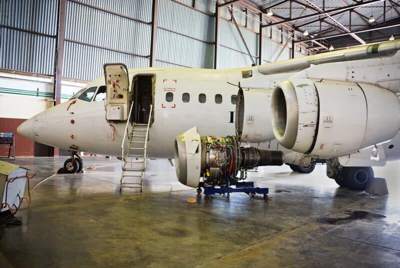 Aircraft Repair Drug Testing
