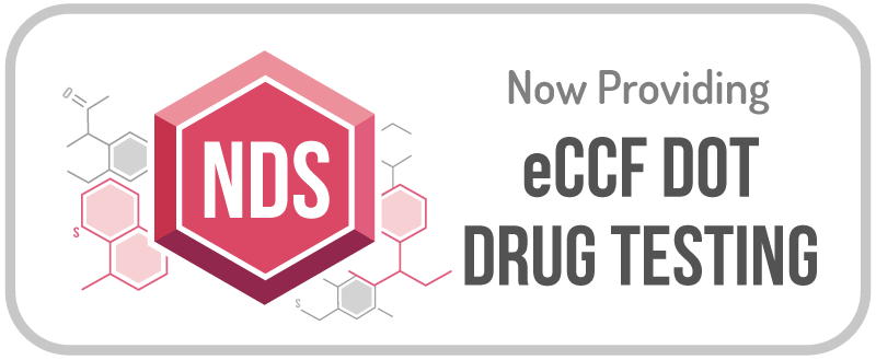eCCF Paperless Drug Testing