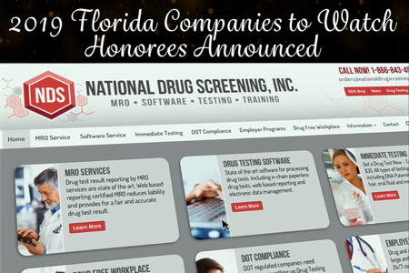 Florida Top 50 Companies to Watch Honoree