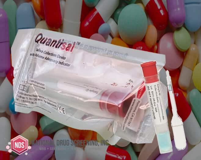 Oral Fluid Drug Test Panels