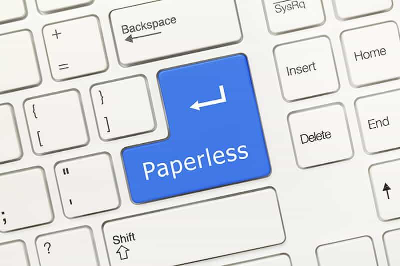 Paperless Drug Testing