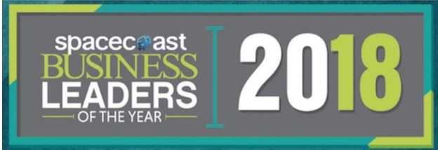 SpaceCoast Business Magazine Honored Six Local Entrepreneurs at Business Leaders of the Year Awards Dinner