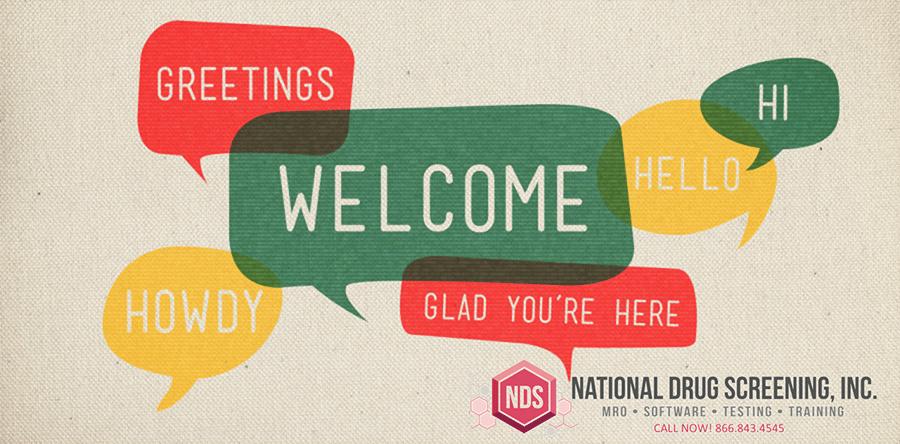 National Drug Screening Welcomes New Team Member