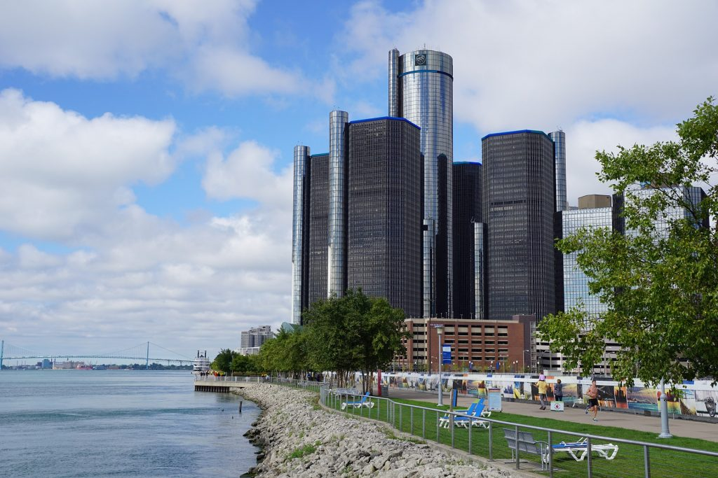 Detroit Drug testing centers