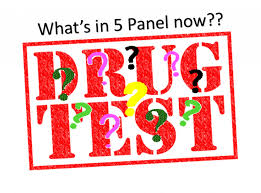 DOT 5 Panel Drug Test