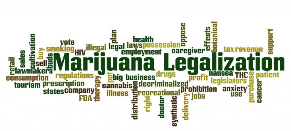 Marijuana THC laws