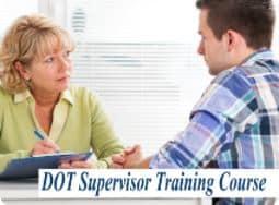 Supervisor training for reasonable suspicion