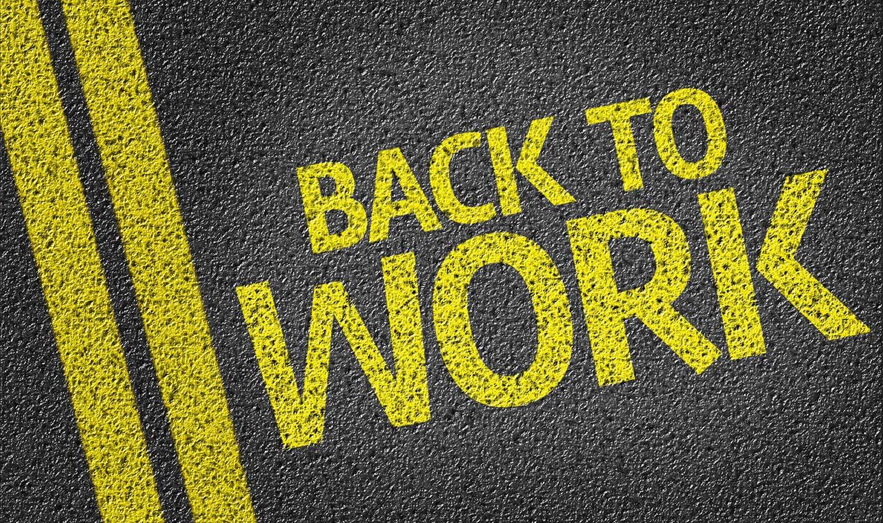National Drug Screening Back To Work Substance Abuse